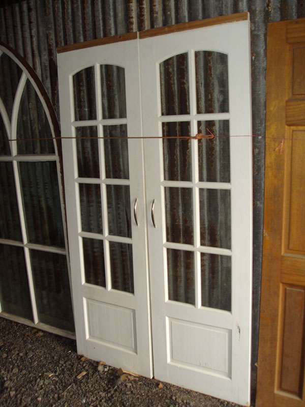 Wood French Patio Doors 600 x 800