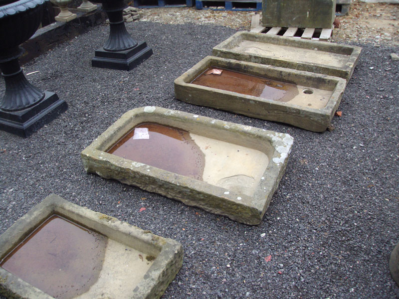 Reclaimed Stone Sink : Antique Stone Sinks - Authentic Reclamation