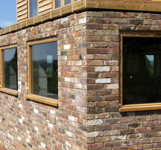 Reclaimed Bricks for Worthing, Sussex - Authentic Reclamation