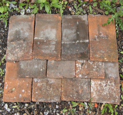 Reclaimed roof tiles for croydon authentic reclamation for Buy clay roof tiles online