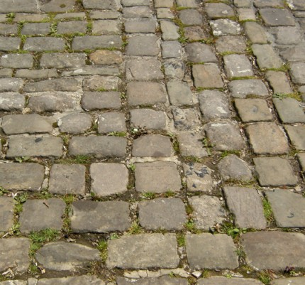 Reclaimed Cobbles and Setts