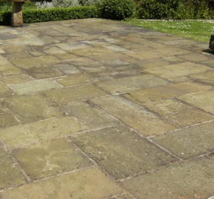 Reclaimed York Stone Paving Flags For Tunbridge Wells