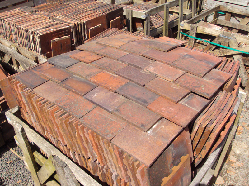 Reclaimed Roof Tiles Authentic Reclamation