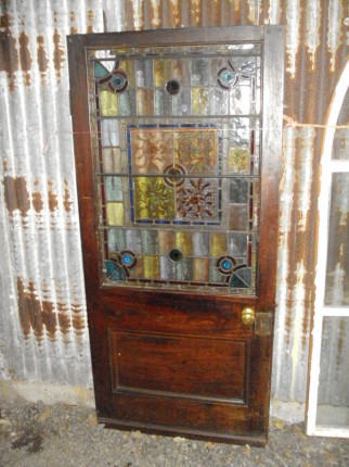 Reclaimed Doors for South London