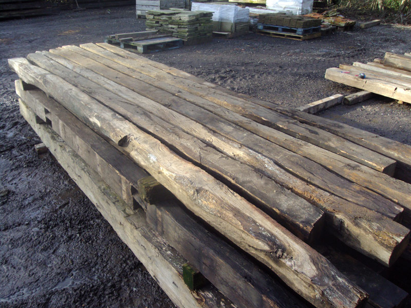 Reclaimed Oak Beams Authentic Reclamation