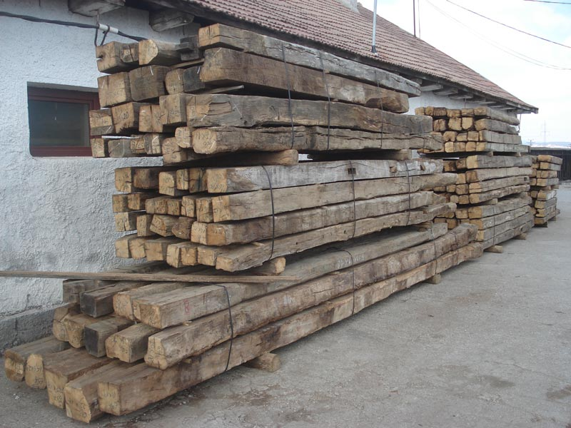 Reclaimed Oak Beams For East Sussex Authentic Reclamation