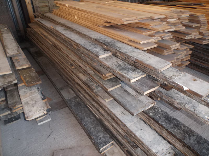 Reclaimed Wooden Flooring For Surrey
