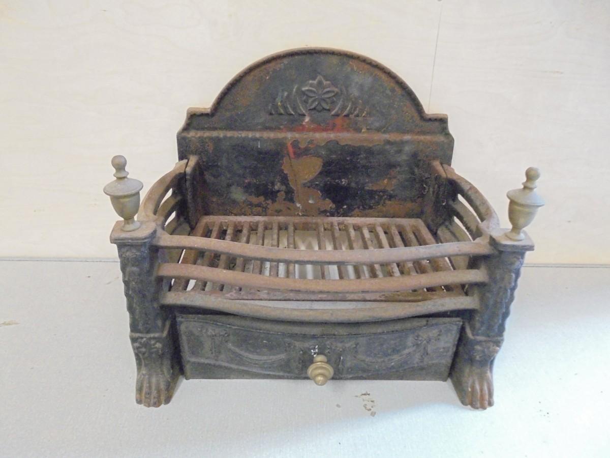 fire baskets u0026 grates authentic reclamation