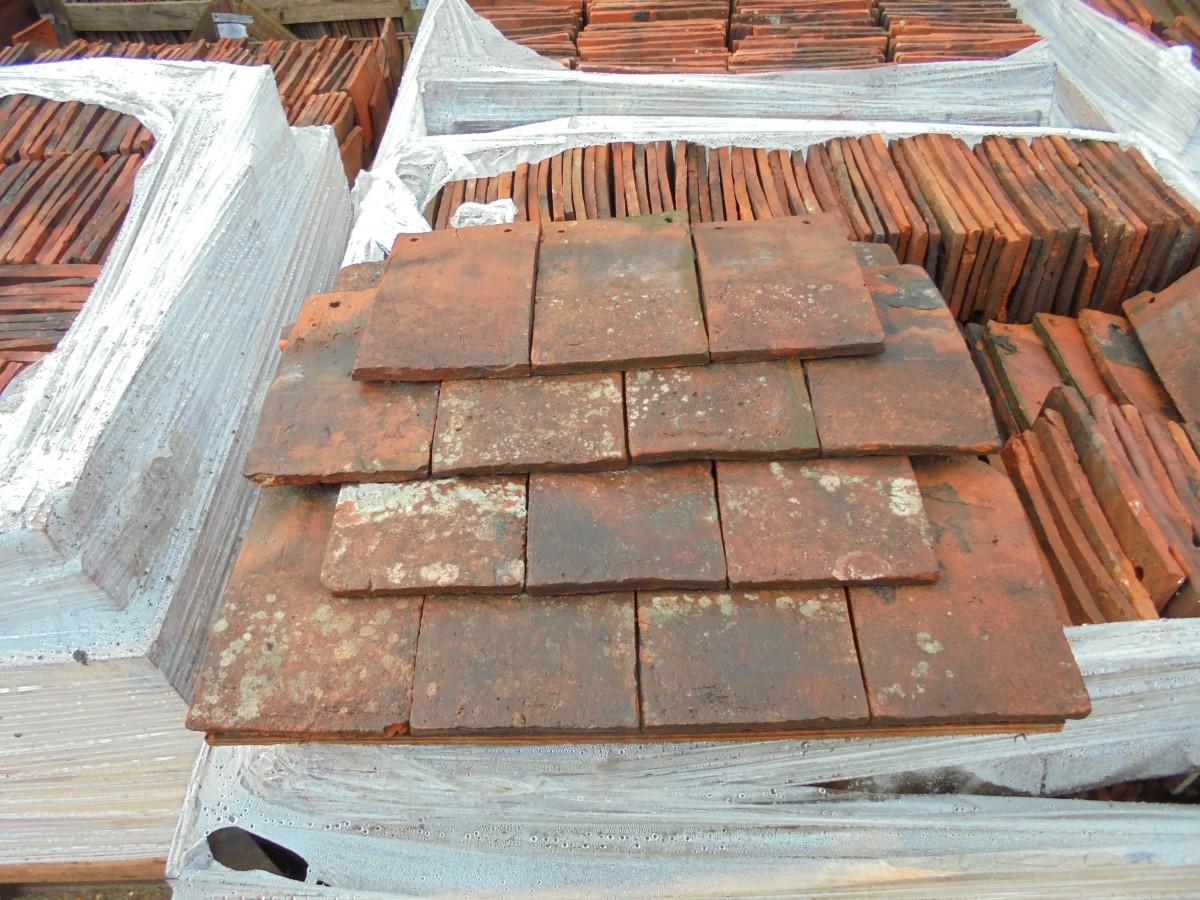 Reclaimed Kent Peg Tile Authentic Reclamation