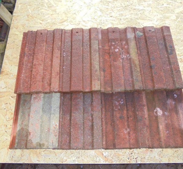 Concrete Tiles Authentic Reclamation