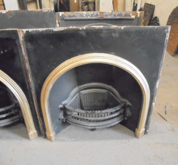reclaimed fireplace inserts