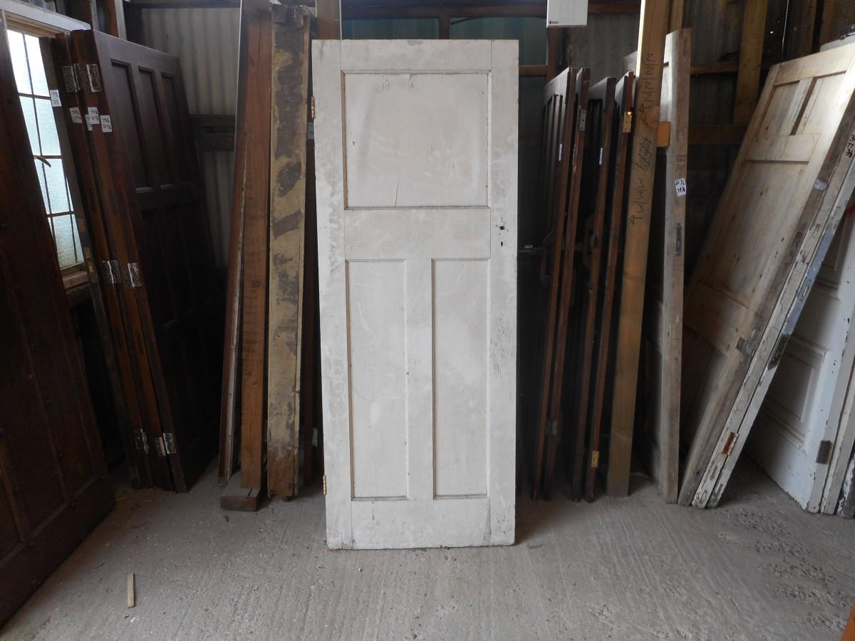 3 panel door 1 over 2 authentic reclamation for 1 over 3 panel door