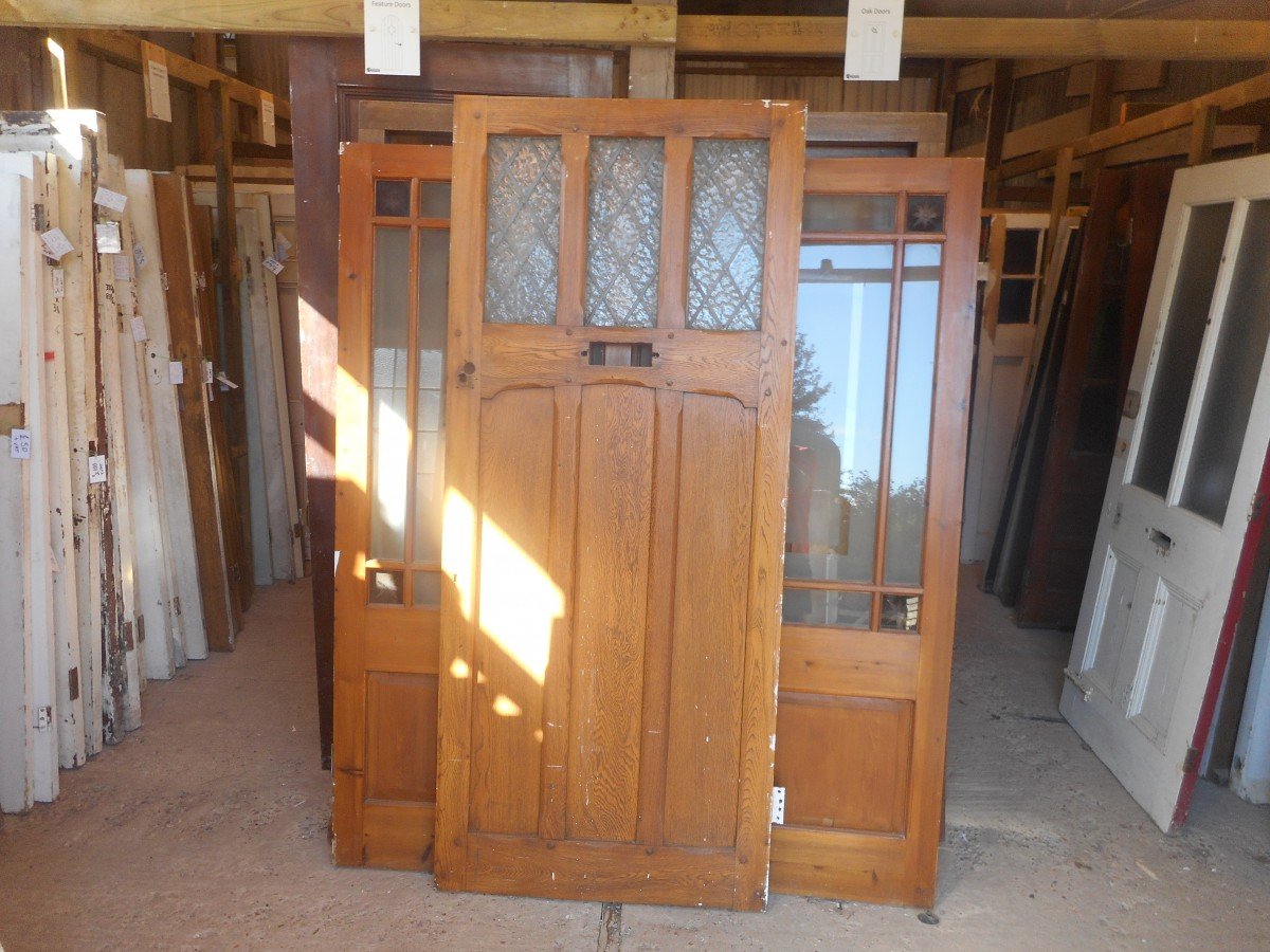 900 #926239 OAK FRONT DOOR Authentic Reclamation pic Oak Front Doors 42011200