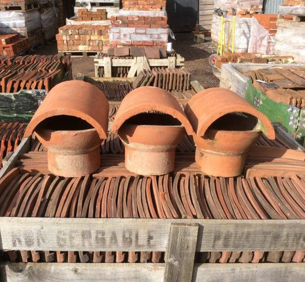 terracotta chimney cowls