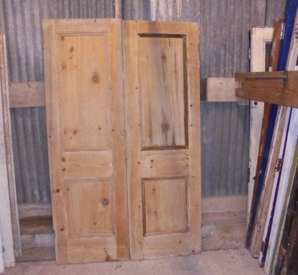 Bifold Pairs Double Doors Authentic Reclamation