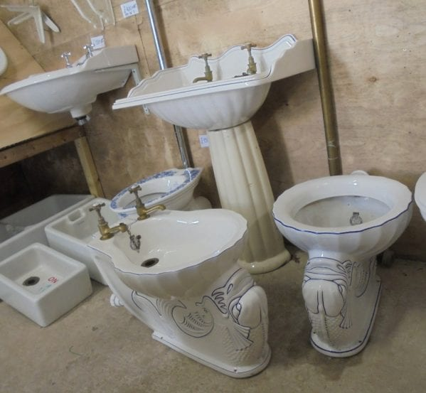 Reclaimed Toilets Bidets Authentic Reclamation