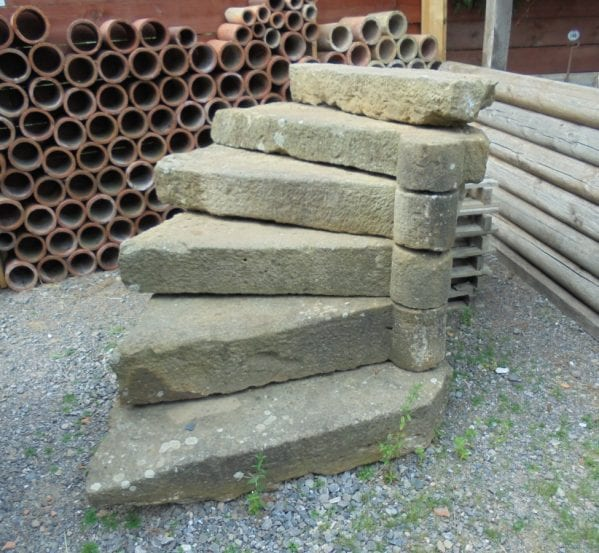 Reclaimed Stone Steps Sills Lintels And Coping