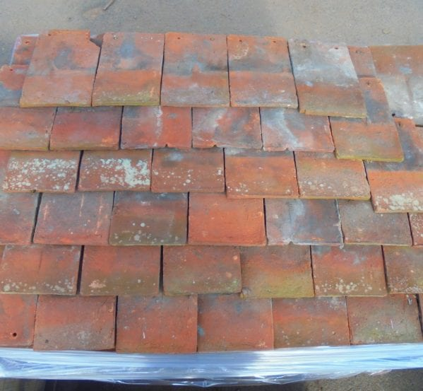 Hanging Tiles Authentic Reclamation