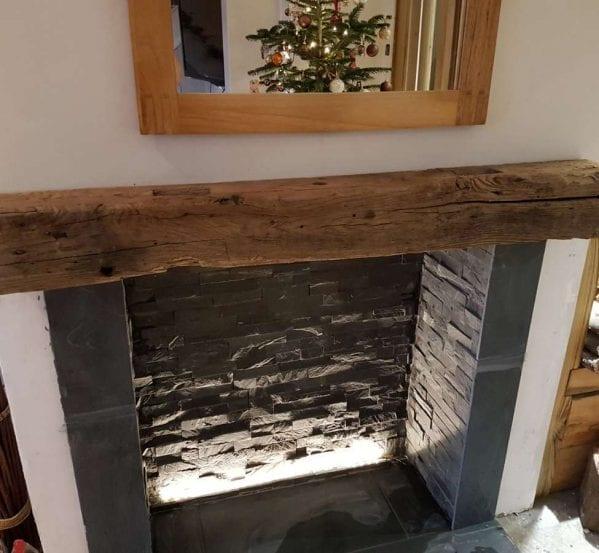 Reclaimed Oak Beam