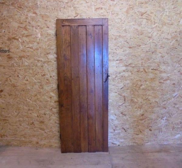 reclaimed ledged cupboard door