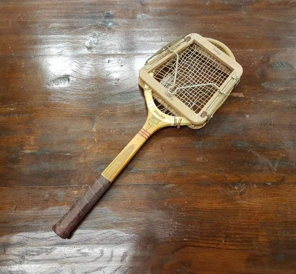 antique sport equipment