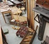 antique sport equipment