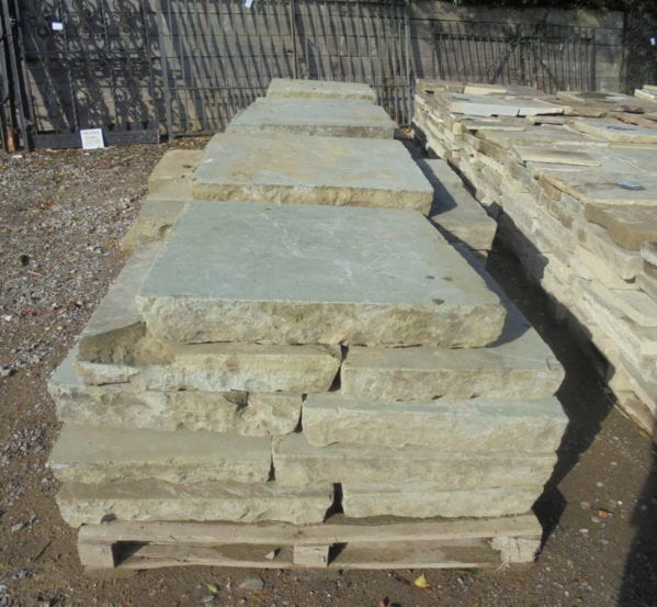 Thick Reclaimed York Stone