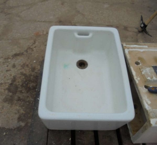 Reclaimed Royal Doulton Butler Sink