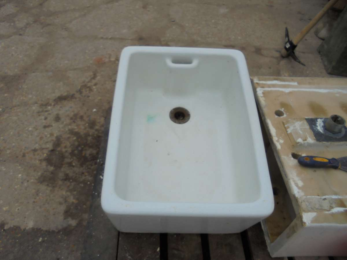 Reclaimed Royal Doulton Butler Sink Authentic Reclamation
