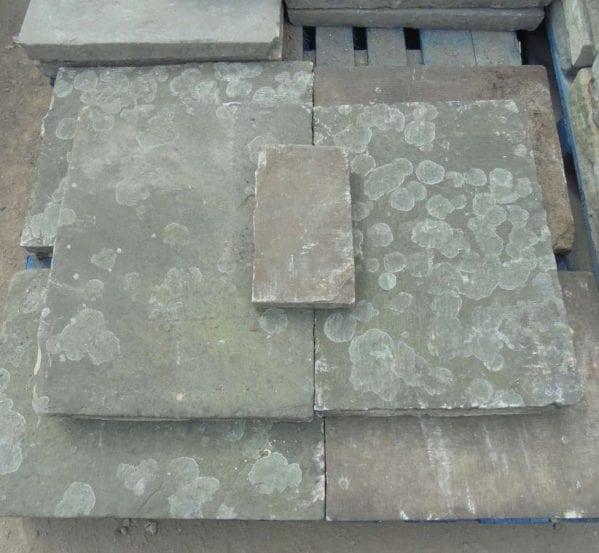 reclaimed milled york stone
