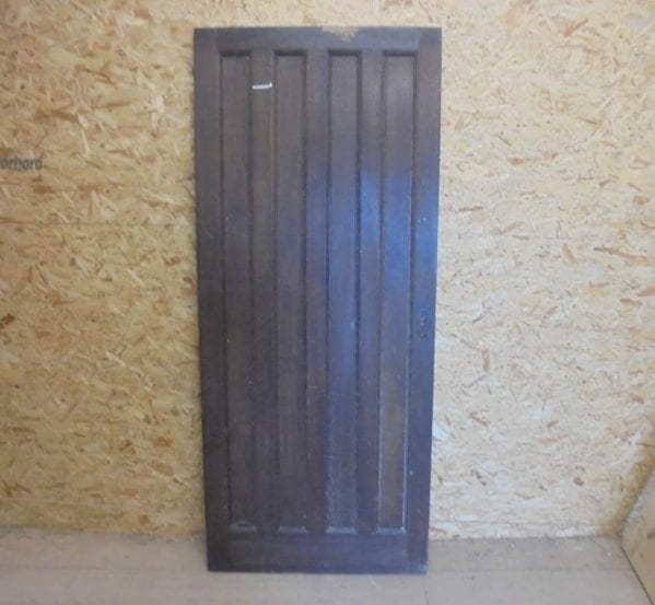 Reclaimed Panelled Front Style Door