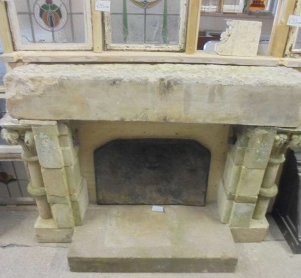 Fireplaces & surrounds - Authentic Reclamation