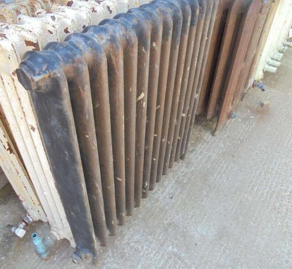 Reclaimed school radiator