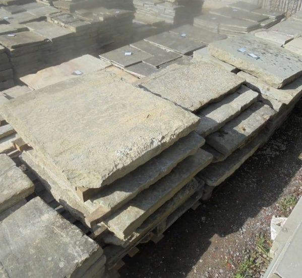 Reclaimed Wadhurst York Stone