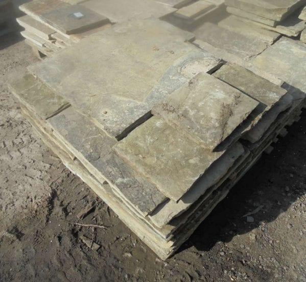 Reclaimed Riven York Paving Stone