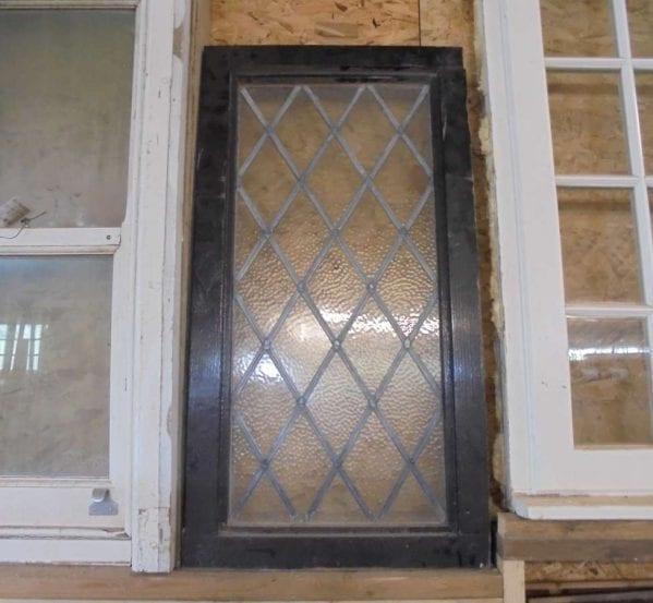 Reclaimed Oak Framed Window