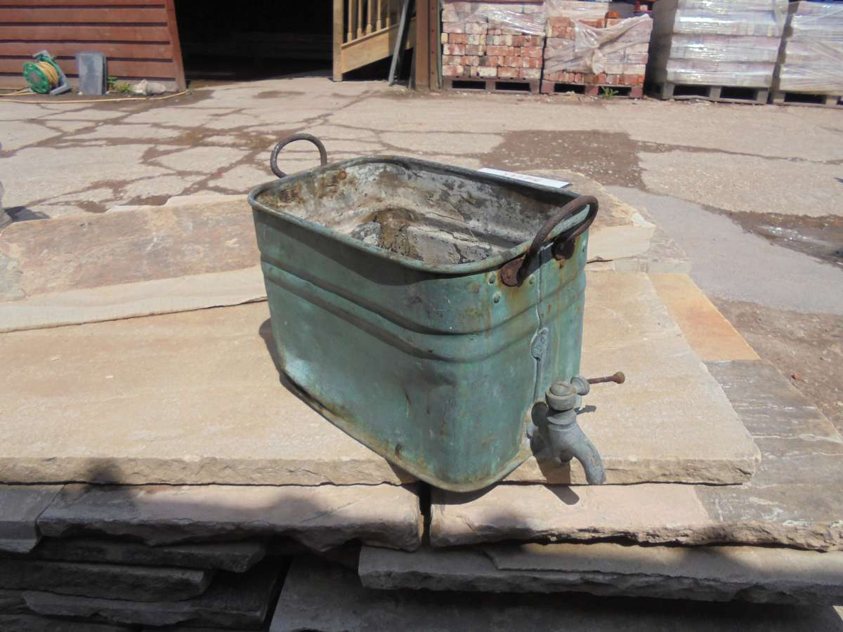 Reclaimed copper water tanks authentic reclamation for Copper water tank