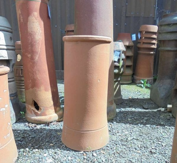 Modern Terracotta Cannon Chimney Pot