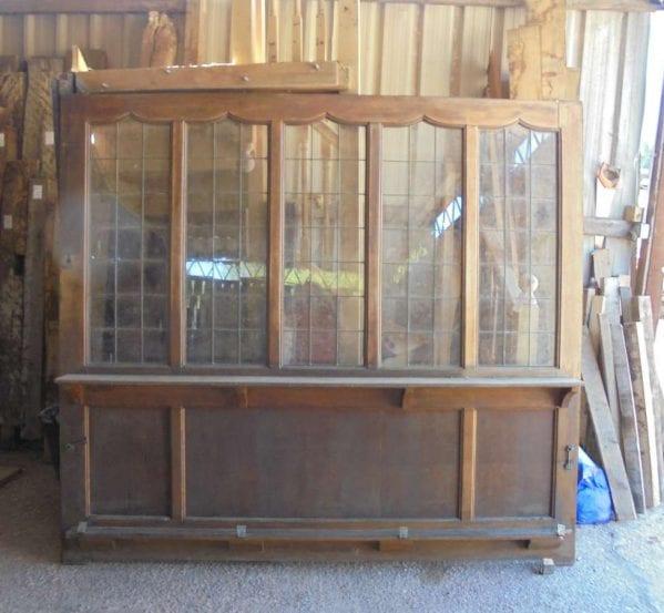 Oak Church Panel