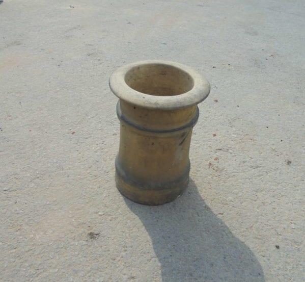 buff cannon chimney pot