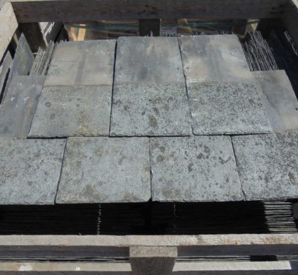 20 x 10 Reclaimed roofing slate