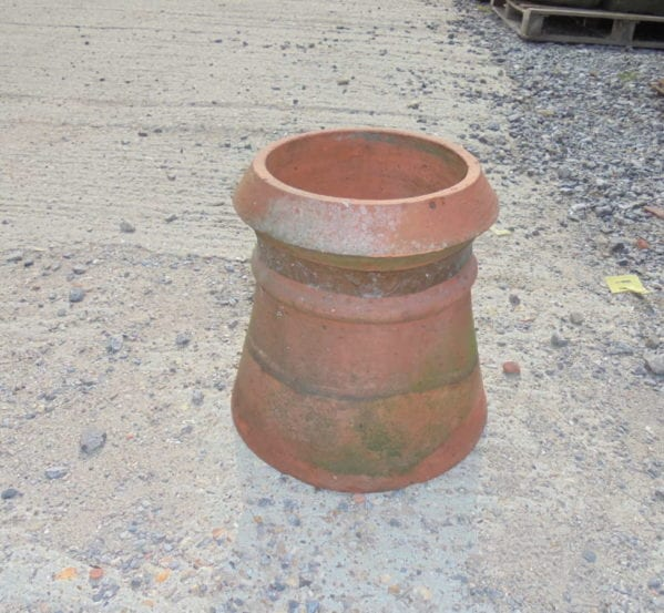 small chimney pots