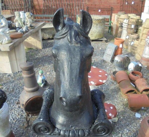 Reclaimed Decorative Horses Head