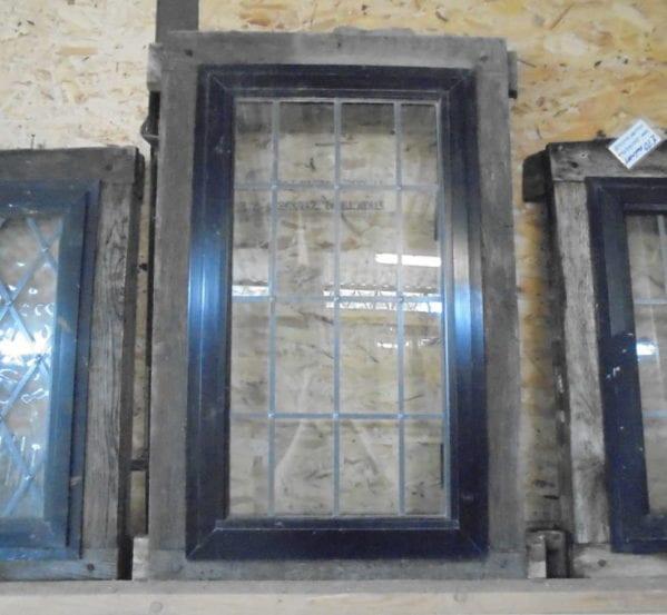 Reclaimed Double Glazed Oak Window