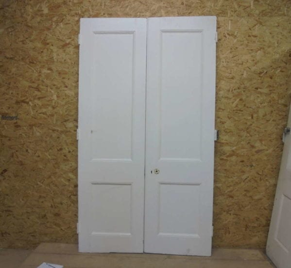 Reclaimed Double Door Pair