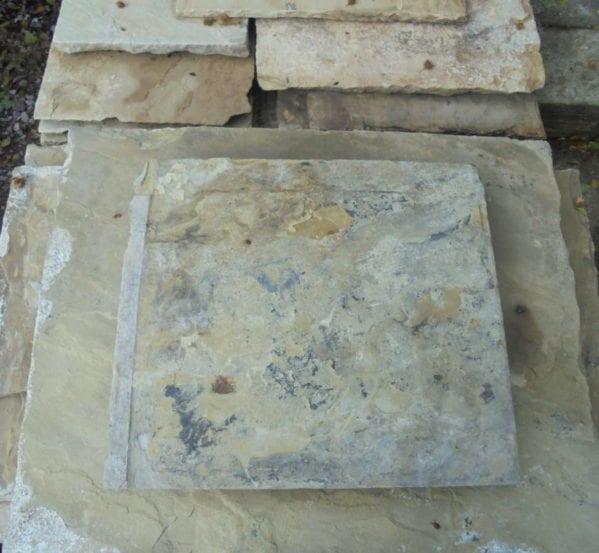 Tarmacked York Stone
