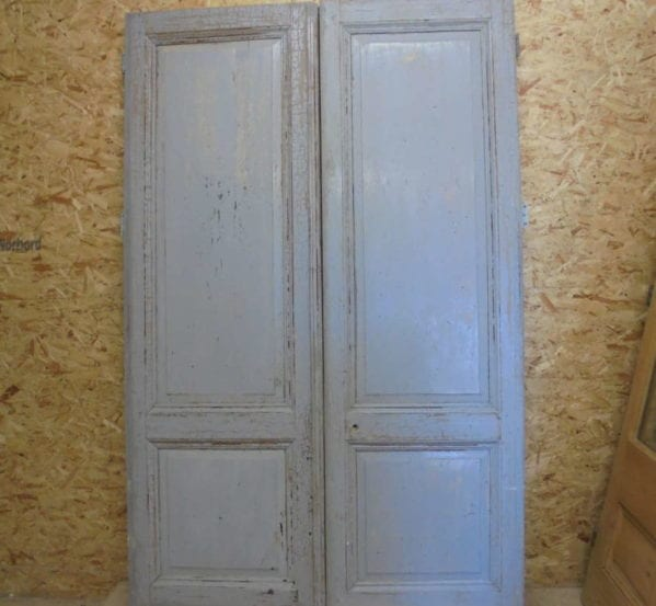 Stunning Pair of Vintage Double Doors