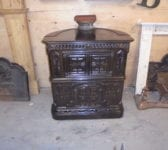 Antique Reclaimed Bread Oven