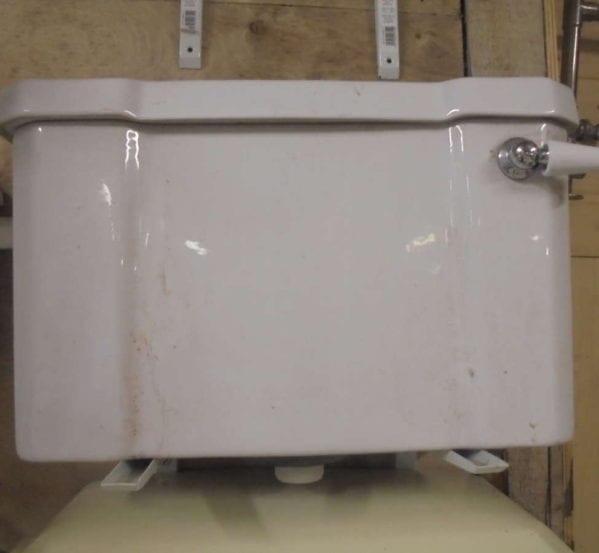 Reclaimed Cistern