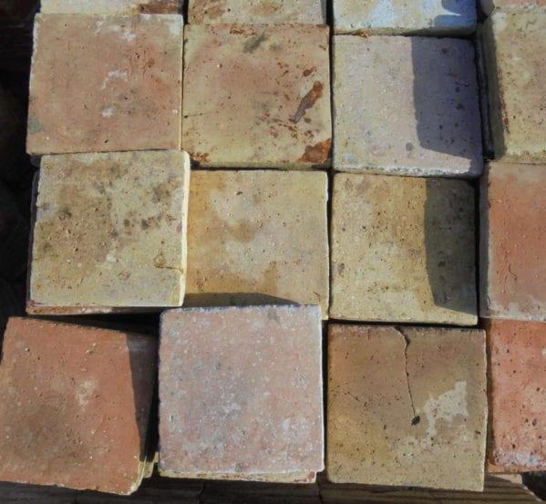 Terracotta English Floor Tiles